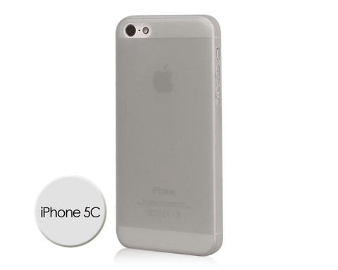 Pure Series iPhone 5C Case - Gray