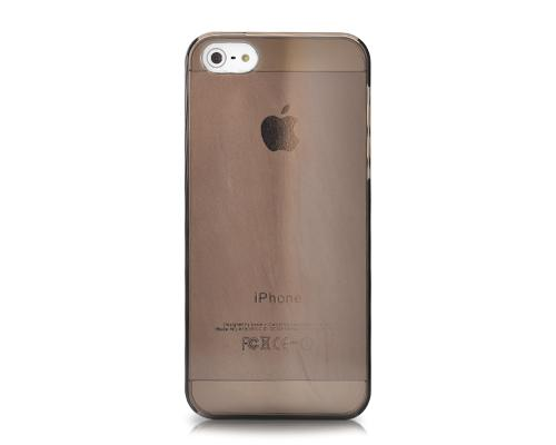 Limpio Series iPhone 5 and 5S Case - Brown