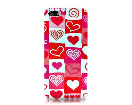 Graffiti Series iPhone 5 and 5S Case - Love