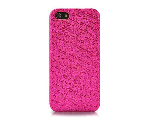Zirconia Series iPhone 5 and 5S Case - Magenta