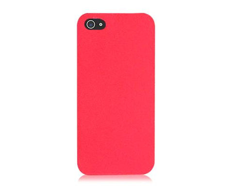 Quicksand Series iPhone 5 and 5S Case - Red