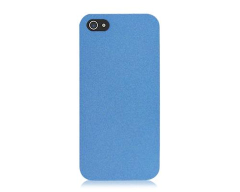 Quicksand Series iPhone 5 and 5S Case - Blue