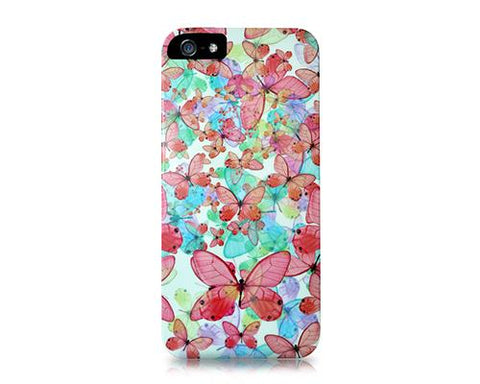 Joie Series iPhone 5 and 5S Case - Vivid Butterfly