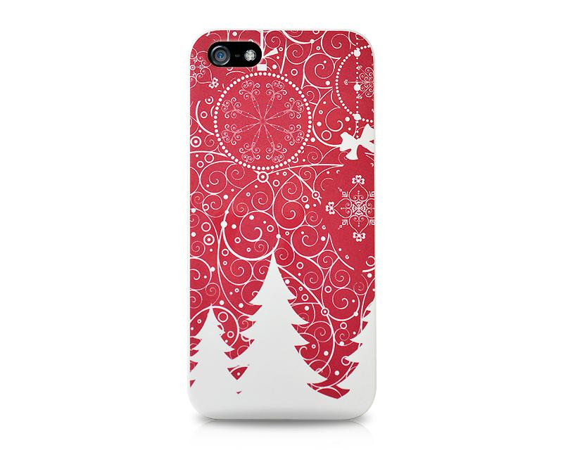 Christmas Series iPhone 5 and 5S Case - Christmas Tree