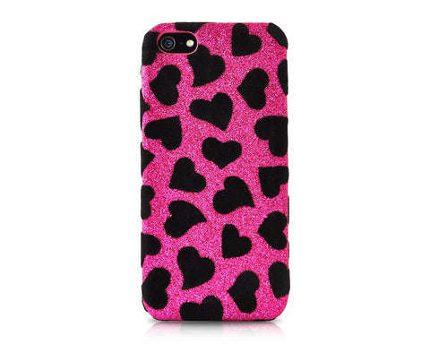 Lovely Series iPhone 5 and 5S Case - Magenta