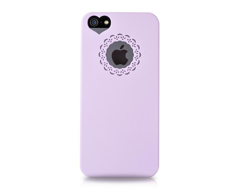 Iconic Series iPhone 5 and 5S Case - Purple