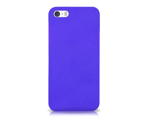 Matt Series iPhone 5 and 5S Case - Blue
