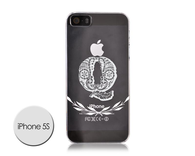 Alphabet Series iPhone 5 and 5S Case - Q