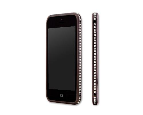 Bumper Series iPhone 6 Crystal Case (4.7 inches) - Black