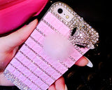 Luxury Diamond Series Bling iPhone 6 Crystal Case (4.7 inches) - Pink