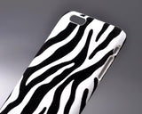 Zebra Series iPhone 6 and 6S Case - White