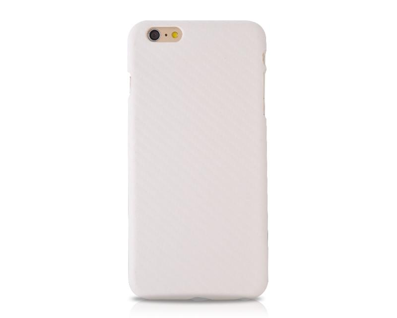Twill Series iPhone 6 and 6S  Leather Case - White