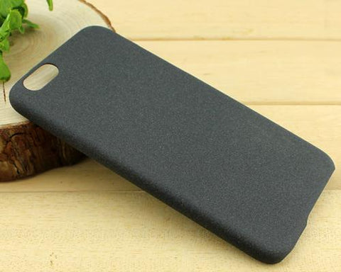 Quicksand Series iPhone 6 Case (4.7 inches) - Matte Black