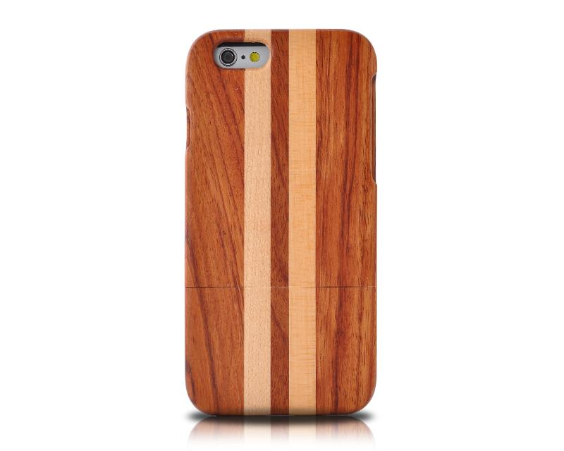 Genuine Wood Series iPhone 6 and 6S Case - Stripes