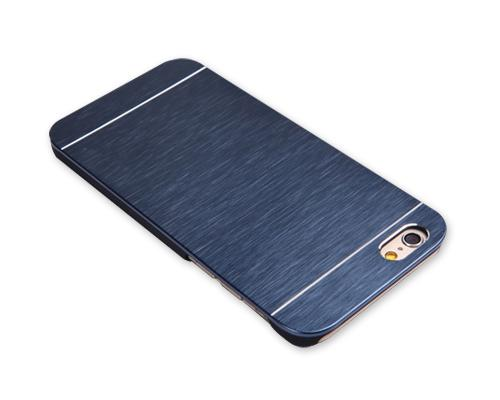 Metal Drawing Series iPhone 6 Metal Case (4.7 inches) - Dark Blue