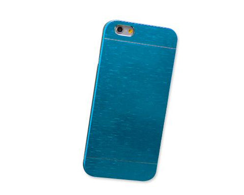 Metal Drawing Series iPhone 6 Metal Case (4.7 inches) - Ice Blue