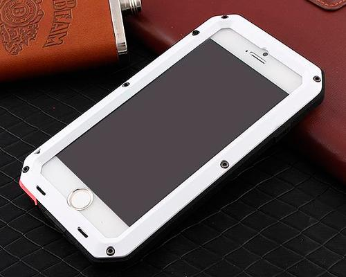 iRon Armor Series iPhone 6 Metal Case (4.7 inches) - White