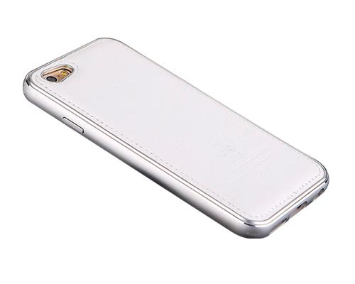 Seam Series iPhone 6 Genuine Leather Case (4.7 inches) - White