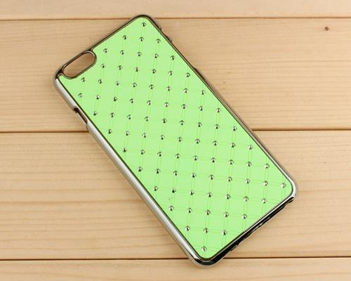 Spot Diamond Series iPhone 6 Plus Crystal Case (5.5 inches) - Green