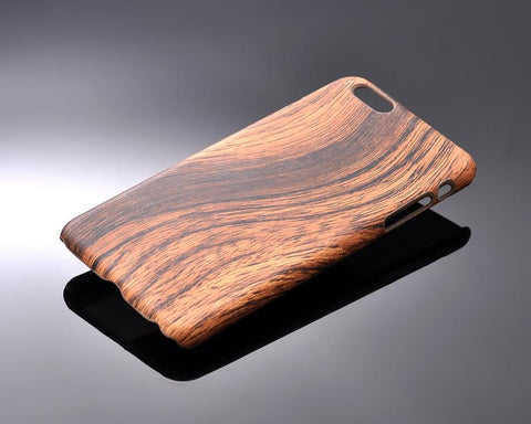 Wooden Series iPhone 6 Plus and 6S Plus Case - Brown