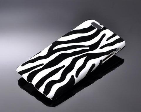 Zebra Series iPhone 6 Plus and 6S Plus Case - White