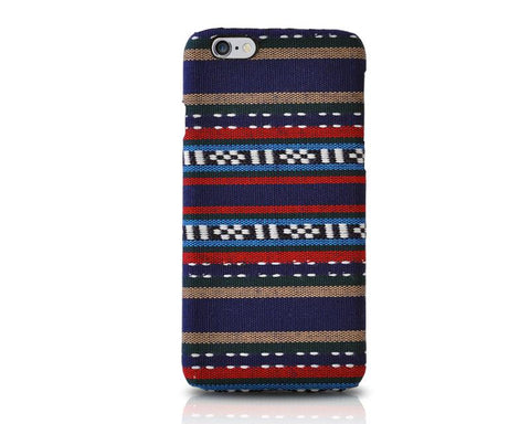 Bohemian Styles iPhone 6 Plus and 6S Plus Case - Blue