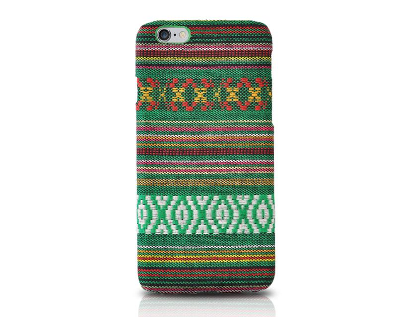 Bohemian Styles iPhone 6 Plus and 6S Plus Case - Green