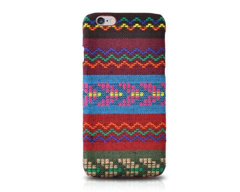 Bohemian Styles iPhone 6 Plus and 6S Plus Case - Brown