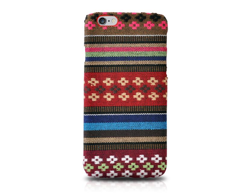 Bohemian Styles iPhone 6 Plus Case (5.5 inches) - Embroidered