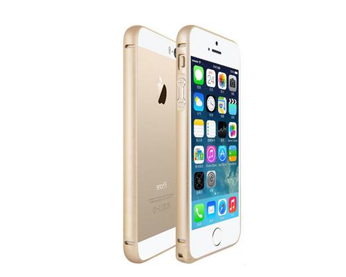 Bumper Series iPhone 6 Plus Metal Case (5.5 inches) - Gold