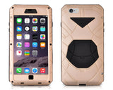 Armor Series iPhone 6 Plus Metal Case (5.5 inches) - Champagne