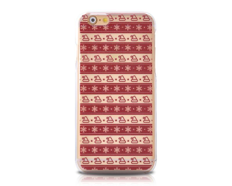 Christmas Special 2016 Series iPhone 6 Plus and 6S Plus Case - Red