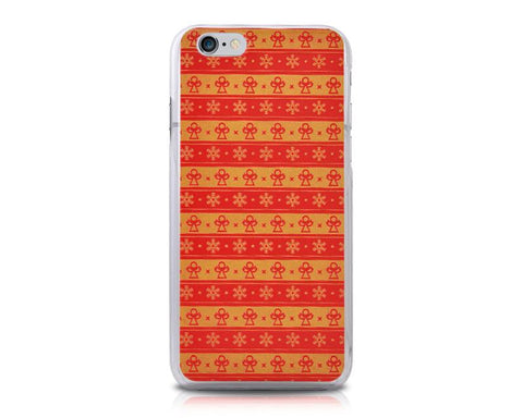Christmas Special 2016 Series iPhone 6 Plus and 6S Plus Case - Orange