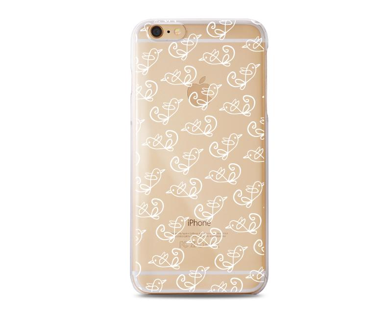 Penetrate Series iPhone 6 Plus Case (5.5 inches) - Wedding Birds