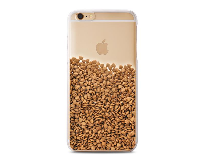 Penetrate Series iPhone 6 Plus Case (5.5 inches) - Breakfast Cereal