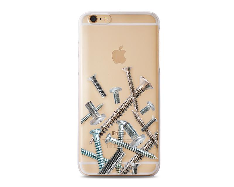 Penetrate Series iPhone 6 Plus Case (5.5 inches) - Screws
