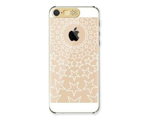 Flashing Series iPhone 6 Plus and 6S Plus Clear Case - Star