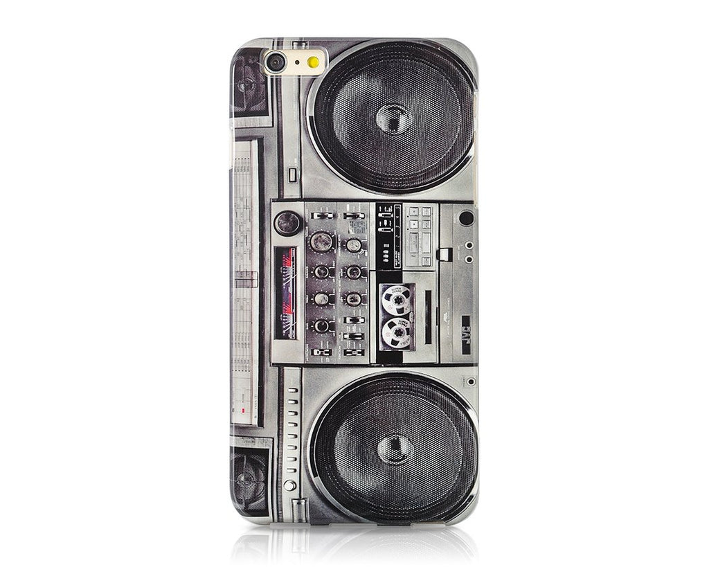 Retro Printing Series iPhone 6 Plus and 6S Plus Case - Radio