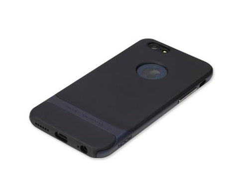 Stylish Series iPhone 6 Plus Case (5.5 inches) - Dark Blue