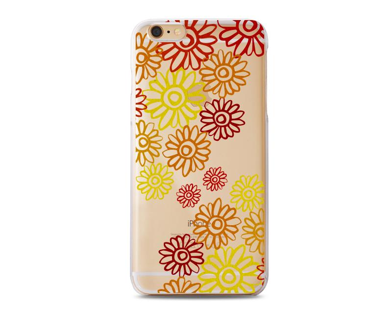 Penetrate Series iPhone 6 and 6S Case - Chrysanthemum