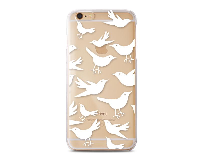 Penetrate Series iPhone 6 and 6S Case - Happy Birds