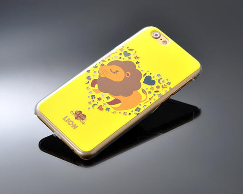 We Love Our Wild Series iPhone 6 Case (4.7 inches) - Lion