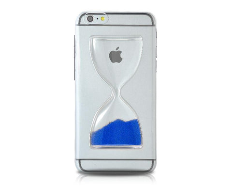 Hourglass Series iPhone 6 and 6S Case - Blue
