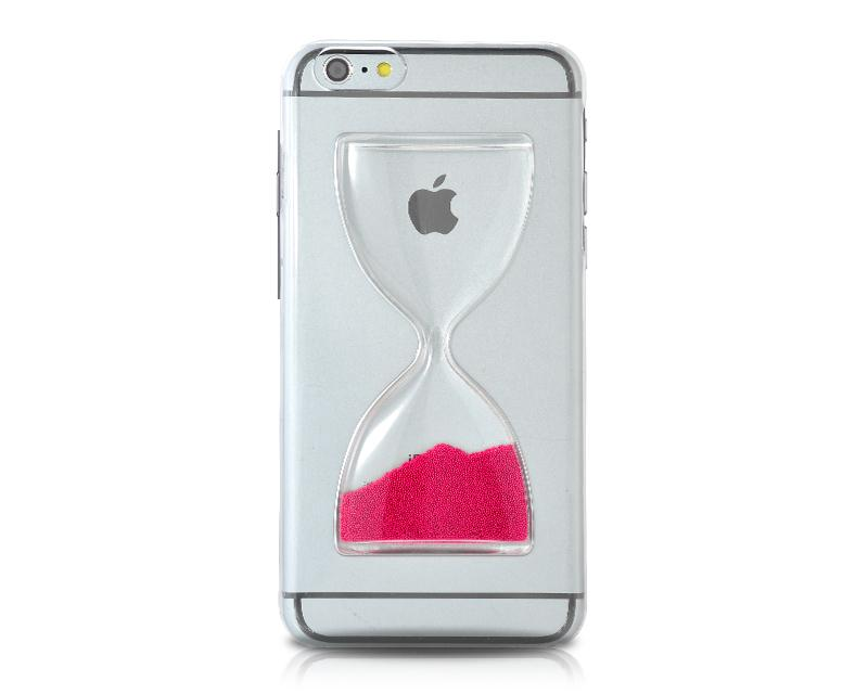 Hourglass Series iPhone 6 and 6S Case - Magenta