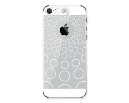 Flashing Series iPhone 6 and 6S Clear Case - Circle