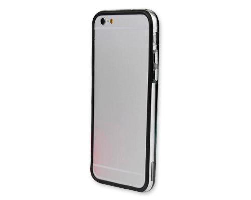 Bumper-Advanced Series iPhone 6 Silicone Case (4.7 inches) - Black