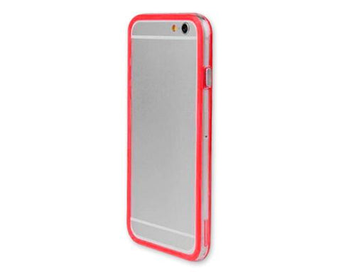 Bumper-Advanced Series iPhone 6 Silicone Case (4.7 inches) - Red