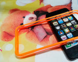 Bumper-Advanced Series iPhone 6 Silicone Case (4.7 inches) - Orange