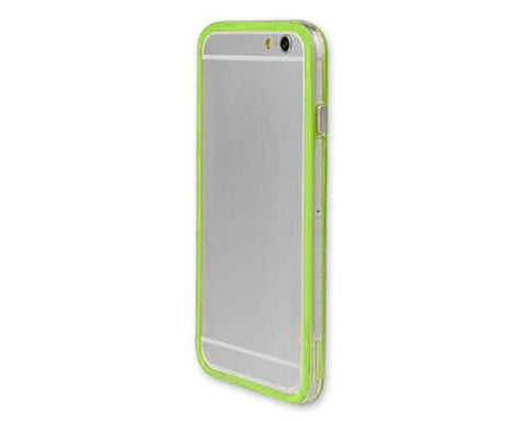 Bumper-Advanced Series iPhone 6 Silicone Case (4.7 inches) - Green