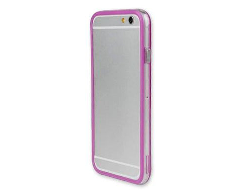 Bumper-Advanced Series iPhone 6 Silicone Case (4.7 inches) - Purple